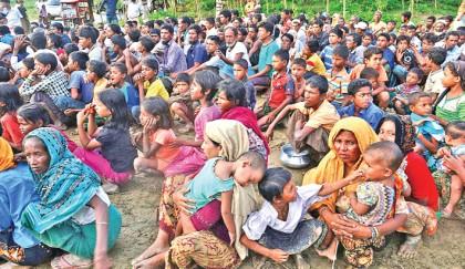Myanmar planted landmines  along border: Amnesty
