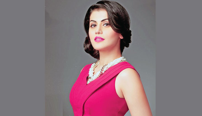 Women need to be their own heroes: Taapsee