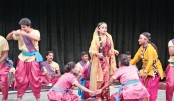 Swapnadal stages Chitrangada at Shilpakala tomorrow