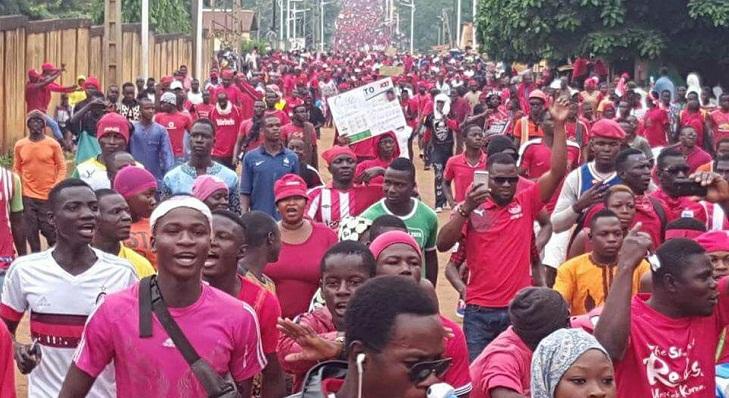 Israel-Africa summit canceled amid Togo unrest