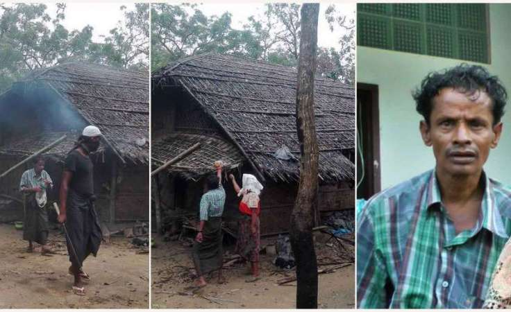 Proof of Rohingyas setting fires in Myanmar fails inspection