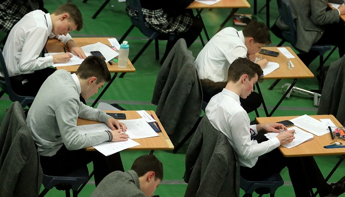 Cambridge considers typed exams as handwriting worsens