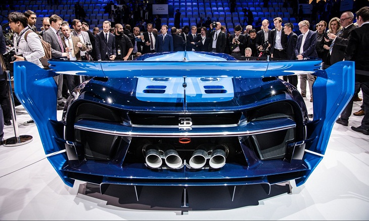 IAA car show displays industry in throes of reinvention