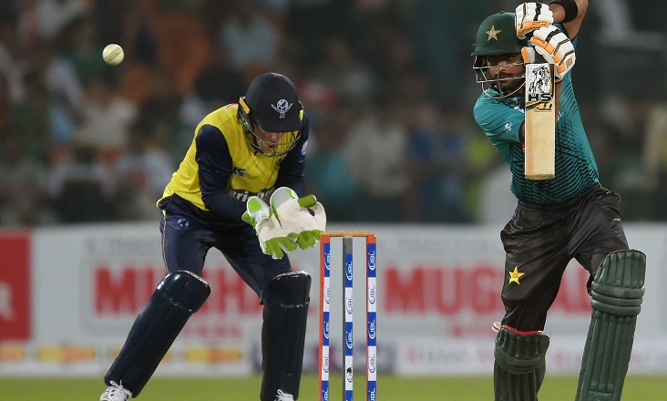 Pakistan score 197-5 against World XI