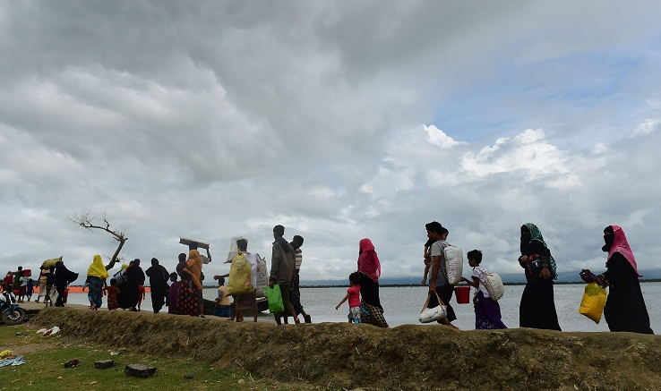 Foreign diplomats to visit Rohingya camps in Cox's Bazar