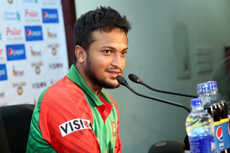 Shakib wants rest to regain strength, enhance focus
