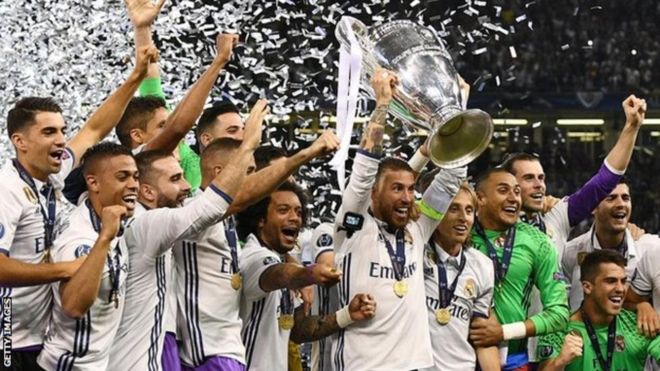 Prudent Real remain Champions League favourites