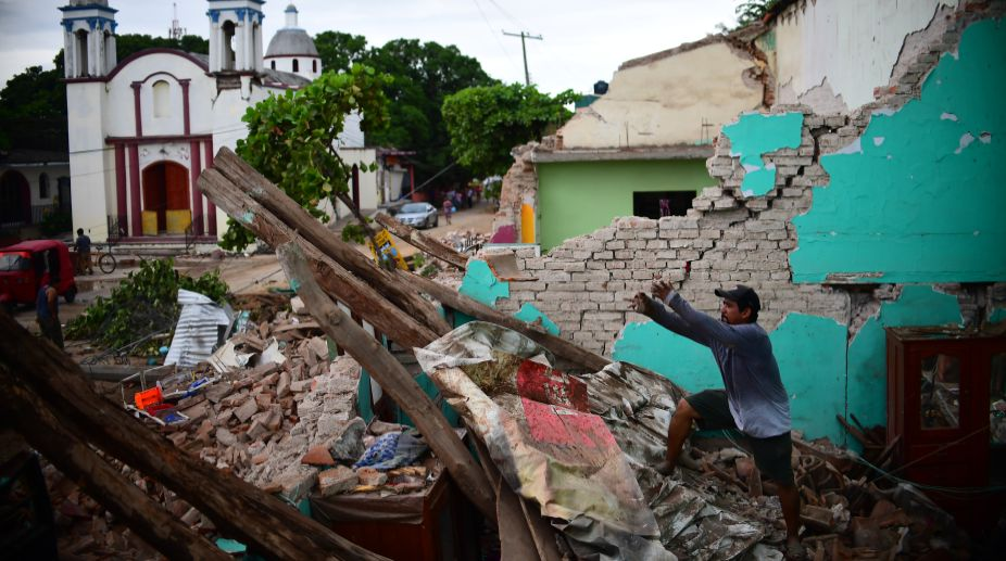 Death toll from Mexico earthquake climbs to 95
