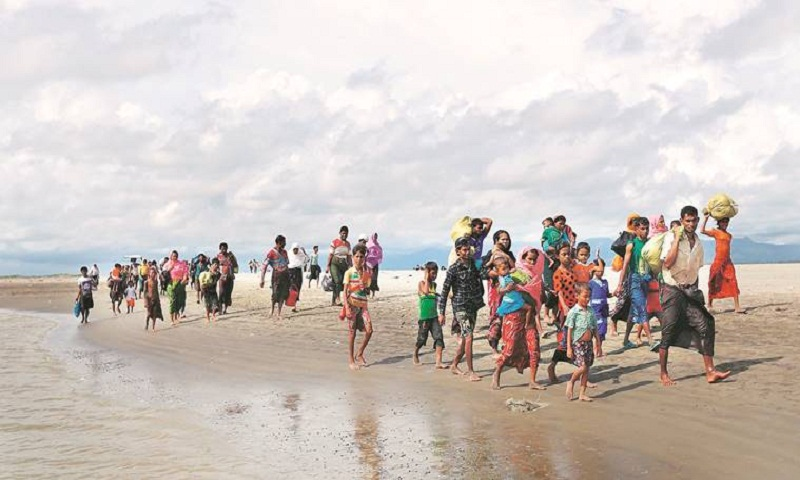Rohingya crisis: Sweden, Britain seek UN meeting on situation in Myanmar