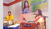 Tanjina Toma fascinates audience at National Museum