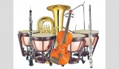 Musical instrument artistes' national congress at Shilpakala