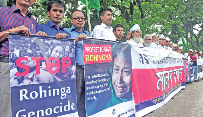Dhaka again voices concern over Rohingya persecution