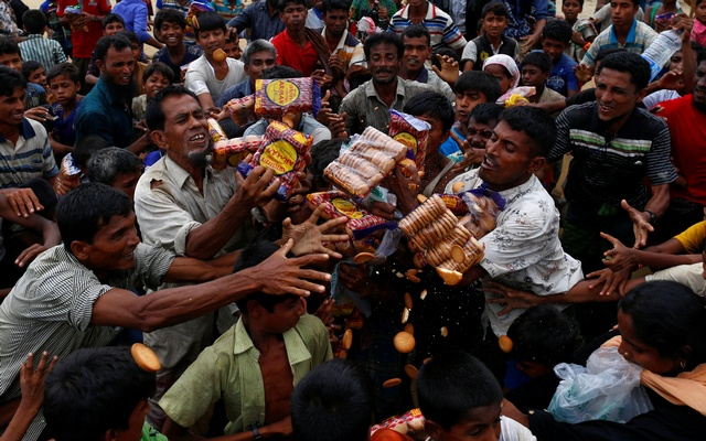 European Commission to provide €3 m more aid for Rohingyas in Bangladesh, Myanmar