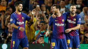 Messi finally conquers Buffon as Barcelona beats Juventus 3-0