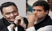 Rishi Kapoor chides Rahul Gandhi over dynasty politics remark