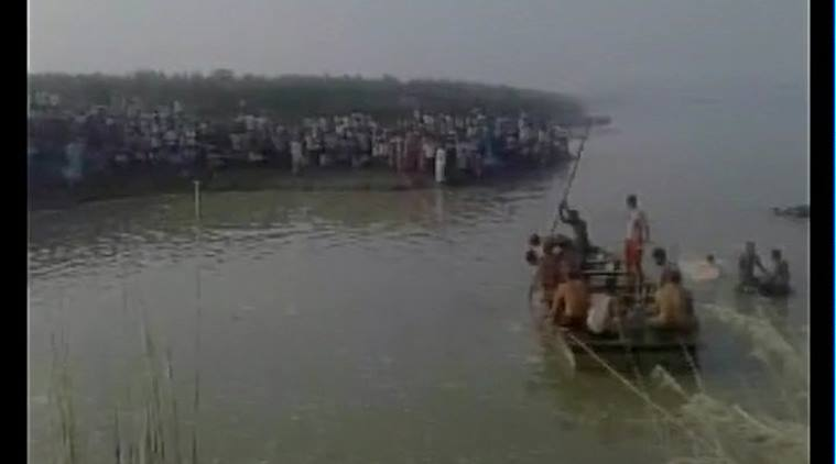 At least 18 dead as boat capsizes in river Yamuna in Baghpat