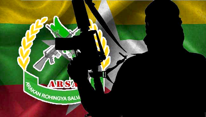 ARSA says they have 'no links' with global terror