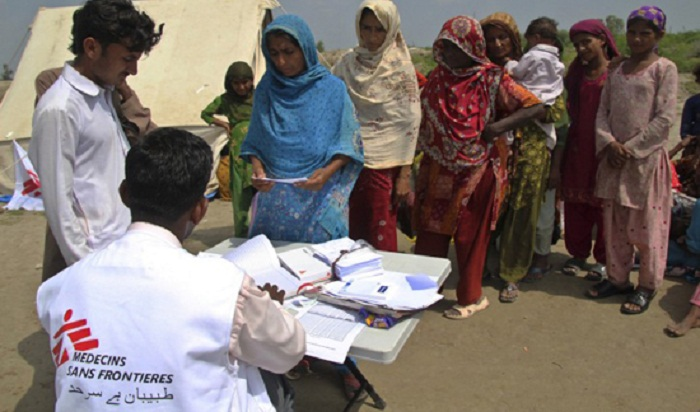 Pakistan evicts MSF charity from Kurram tribal district