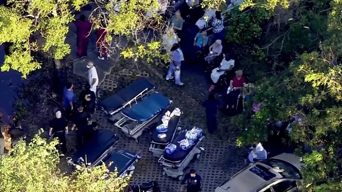 Six dead at Florida nursing home left without power