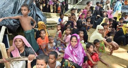 Severe humanitarian crisis in Cox's Bazar