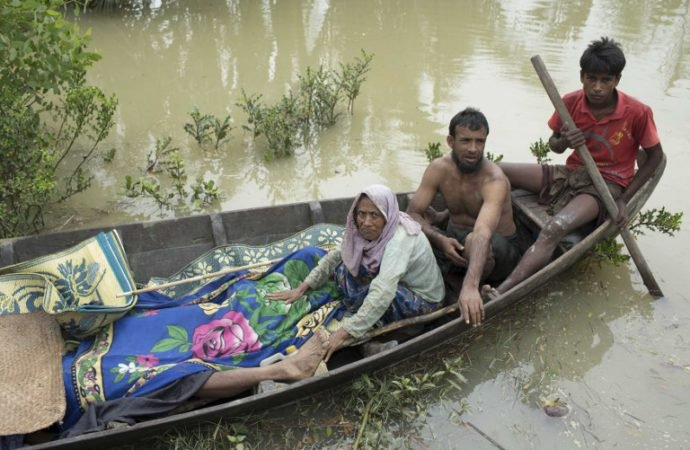 Bodies of 2 more Rohingyas recovered from Naf River
