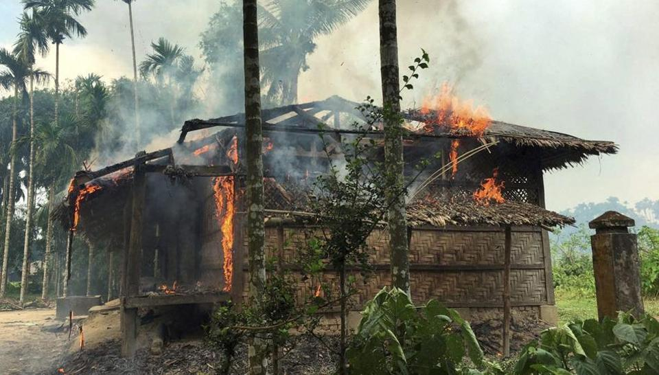 176 ethnic Rohingya villages now empty after all residents fled: Myanmar presidential spokesman