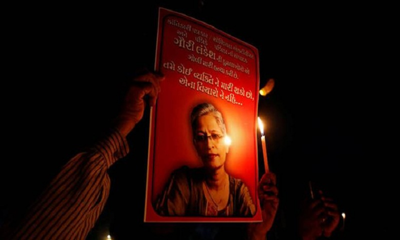 Gun used to kill Gauri Lankesh is the same one that killed M M Kalburgi: Forensics