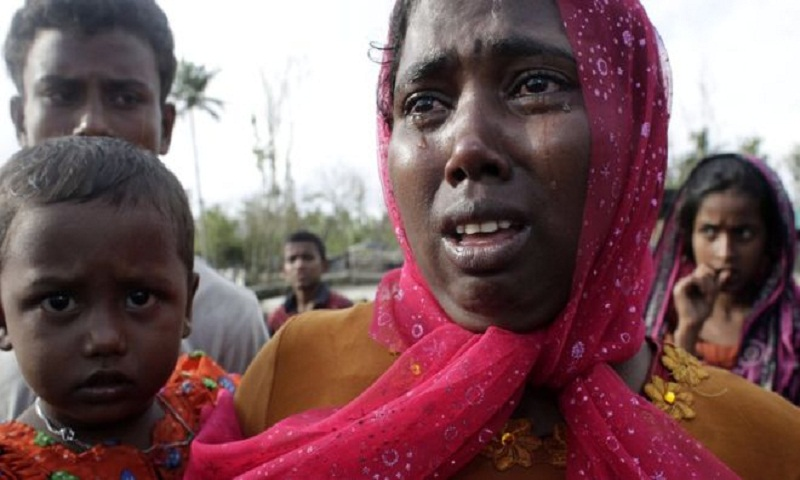 Rohingya crisis: Humanitarian situation catastrophic, UN says