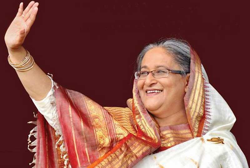 Prime Minister reaches Rajshahi