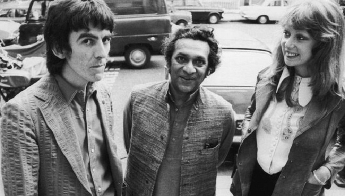 George Harrison's sitar to be auctioned