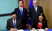 Human rights 'at centre' of Vietnam-EU trade talks