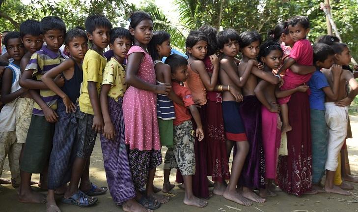 Rohingya numbers fleeing Myanmar pass 400,000,says United Nations