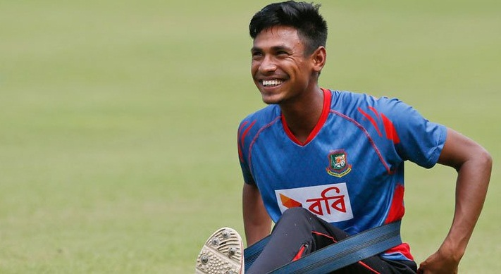 Mustafizur joins Rajshahi Kings for BPL 2017
