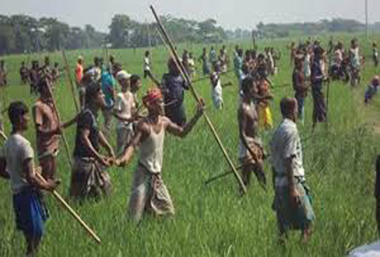 Villagers clash in Sunamganj leaves two dead