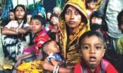 Not just Rohingya Muslims, Hindus too fleeing to Bangladesh