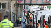 Man arrested over London Tube bombing