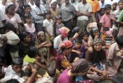 Police ask Rohingyas to stay inside refugee camp