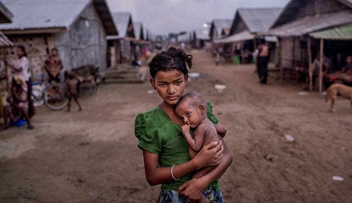 Rohingya Exodus and Genesis of Rohingya Rebellion