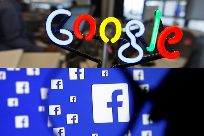 EU ministers make push for Google, Facebook tax