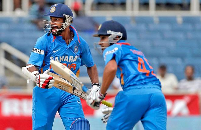 India win toss, bat against Australia