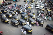 Rickshaws to jump start India's all-electric drive