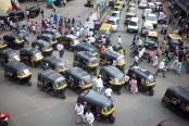 Rickshaws to jump start India's all-electric drive