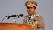 Myanmar army chief urges unity over Rohingya 'issue'