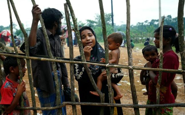 13,686 Rohingya children get rubella, polio vaccines on 1st day