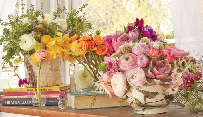 Floral Arrangements  To Beautify Your Home