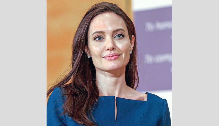 Angelina Jolie condemns Myanmar violence