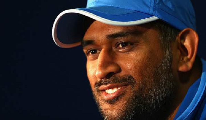 MS Dhoni hits century of half centuries