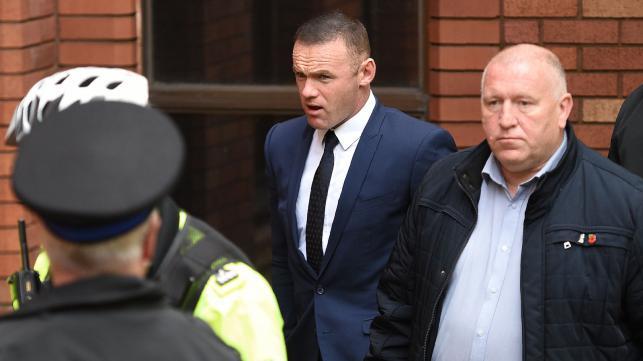 Rooney found guilty of drunken driving