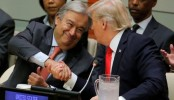 Trump says 'bureaucracy' holding UN back