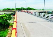 Country's first Y-bridge ready for inauguration